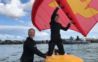 Wingfoil Surfschule Fehmarn