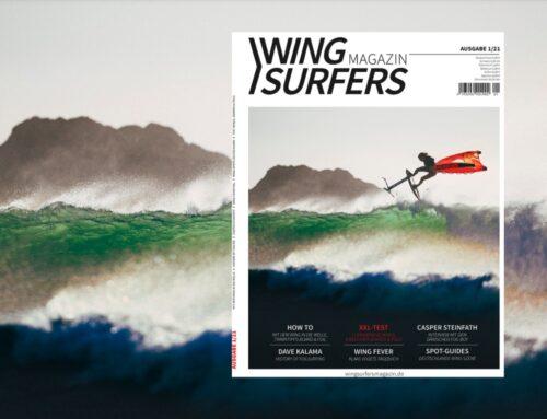 Unterschiedliche Foils am Wingfoil-Board – Material mixen?
