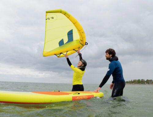 NEU: Surfen ohne Foil – Günstige Kurse für Anfänger