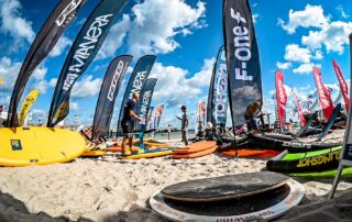 Wingfoil Event Deutsche Meisterschaft in Kiel